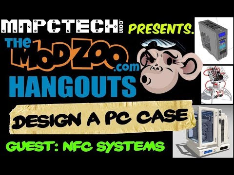 Design PC Case FREE with Sketchup Make