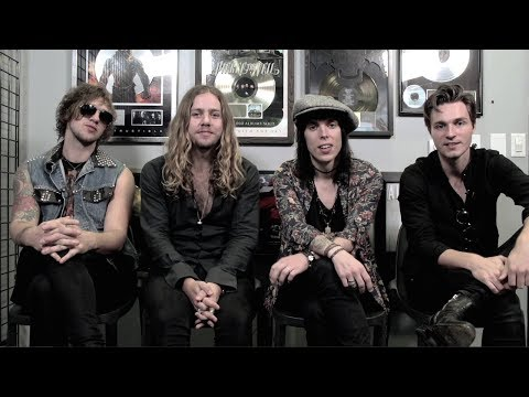 Interview: The Struts