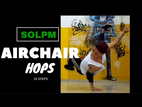 THE SCIENCE OF LEARNING AIRCHAIR HOPS - LEVEL 4 - UPDATED