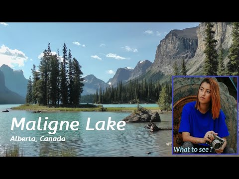WHAT TO SEE in Maligne Lake, Alberta, Canada