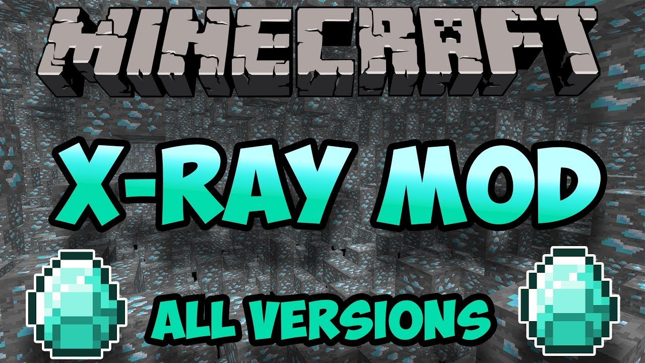 How To Install X-Ray Mod in Minecarft (ALL VERSIONS) 12 - YouTube