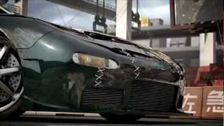 Need For Speed: Pro Street (Intro)