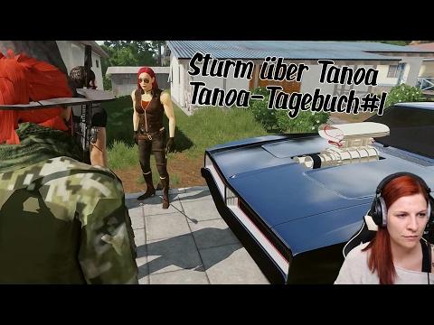 Sturm über Tanoa - hintergeht Dakota die Familie? Tanoa-Tagebuch#1