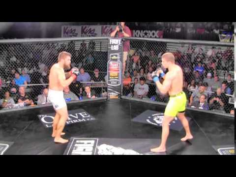 Fight Lab 36   Johnny Buck vs  Alex Rojas
