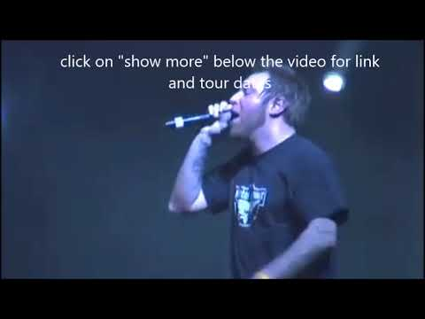 36 Crazyfists headline shows - AT THE DRIVE IN new video Call Broken Arrow