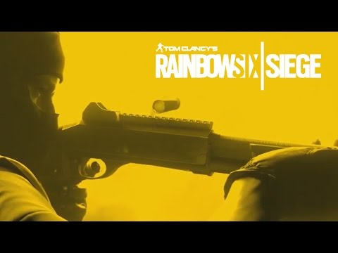 35 Minutes of Rainbow Six Siege Gameplay