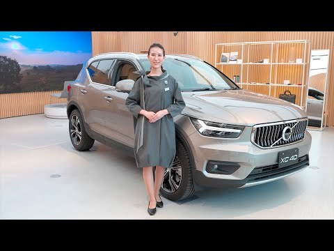 XC40 Recharge Plug-in hybrid の魅力