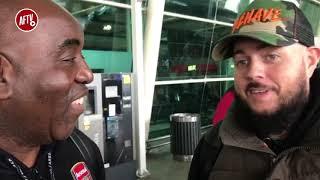 Vitoria SC v Arsenal | Roadtrip To Guimarães!
