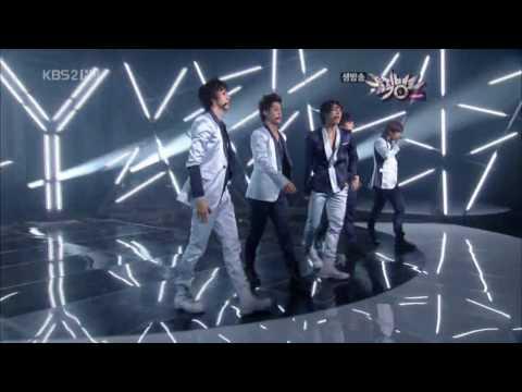 [100521] MBLAQ 엠블랙 -  Y 왜 live [HD/lyric]