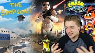 5 VIDEO GAMES EVERYONE LOVED