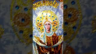 Икона Богородица Покров