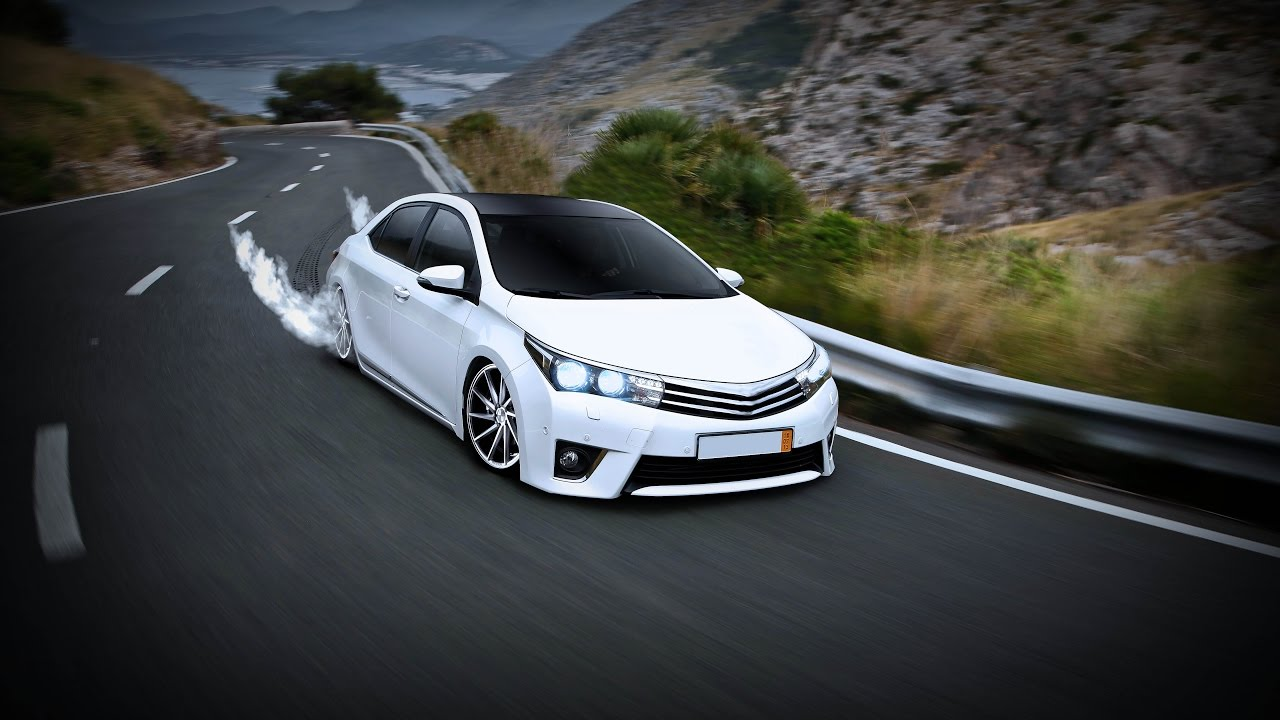 All Toyota Vehicles >> Toyota Corolla tuning - YouTube