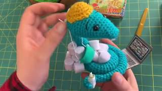 Making Corona Viper Pt. 1 | Crochet Tutorial | The Millenimals