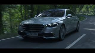 The new S-Class. Luxury By Design | Mercedes-Benz Cars UK