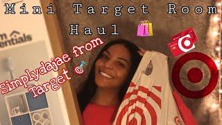 Target Room Haul | Simplydajae xo from Target 🎯