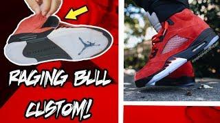 RAGING BULL 5 COMPLETE CUSTOM TUTORIAL!!! (FULL NETTING SWAP) *MUST SEE*