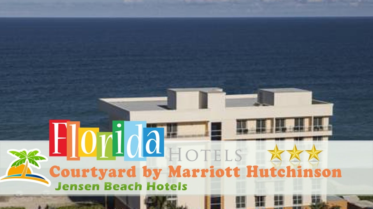 Courtyard By Marriott Hutchinson Island Oceanside Jensen Beach Hotels Florida