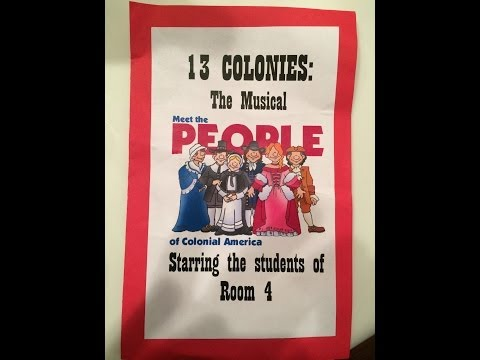 13 Colonies   Part 1