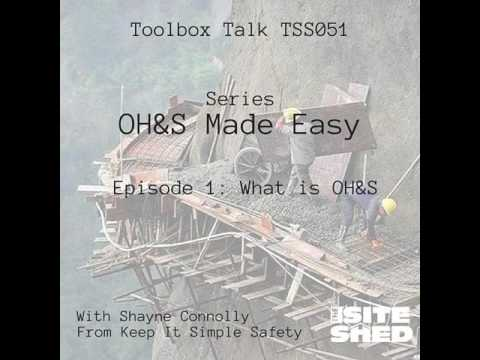 TSS051_What is OH&S?