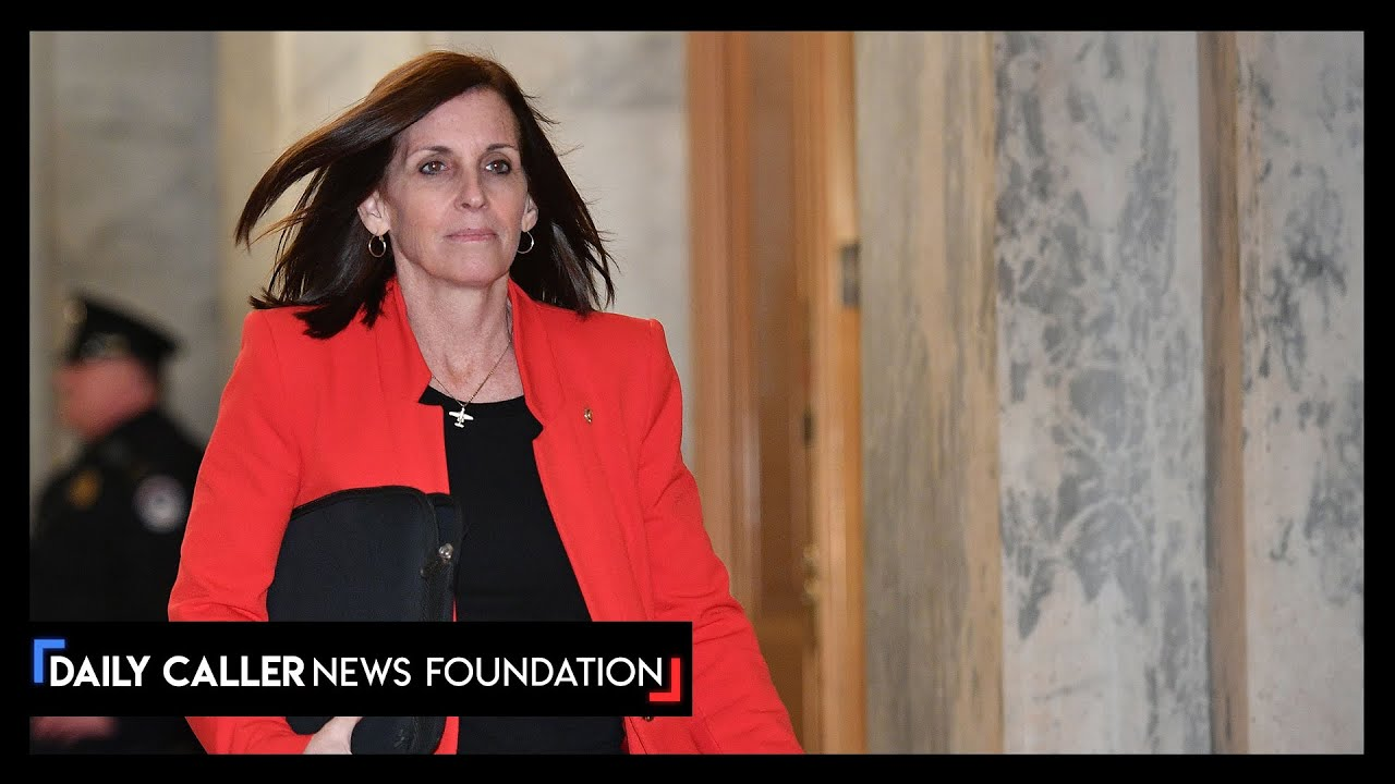 Sen. McSally Calls Out Head Of WHO To Resign For Chinese Cover Up