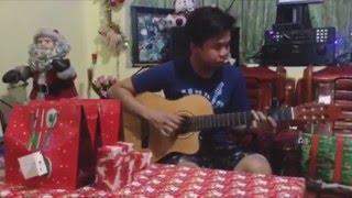 Feliz Navidad - Jose Feliciano (guitar fingerstyle cover)