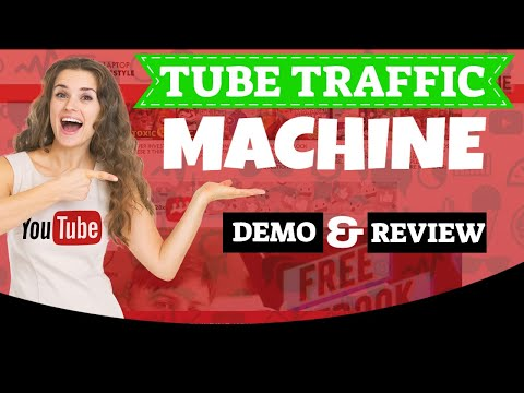 Tube Traffic Machine Demo . http://bit.ly/2MJ2nrE