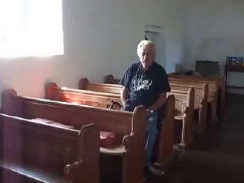 Ray Thomas Singing Celtic Sonat in Church 09072013