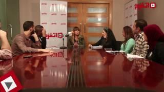رانيا فريد شوقي: هناك فنانون لا يمكن الاقتراب منهم مثل فريد شوقي