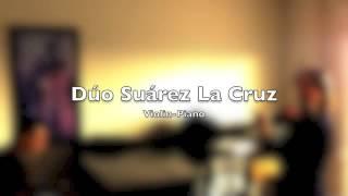 DUO AX-ART by Diego Suarez (Piano), Victor Lacruz (Violín).