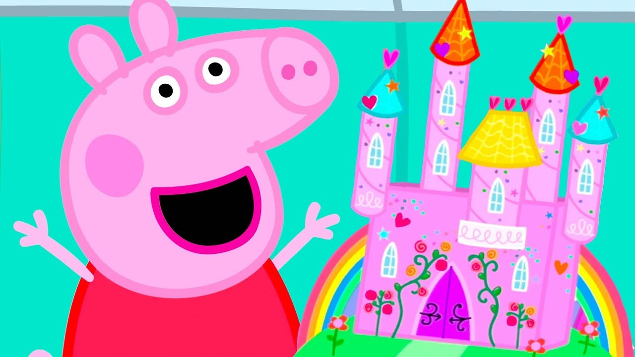 Peppa Pig Official Channel Peppa Pig S Magical Castle