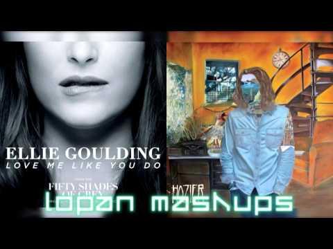 Love Someone New- Ellie Goulding vs. Hozier (Mashup)