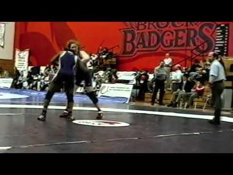 2004 CIS Championships: 65 kg Jill McCallum vs. Golda Parahoo