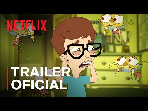 Big Mouth: Temporada 4 | Trailer oficial | Netflix
