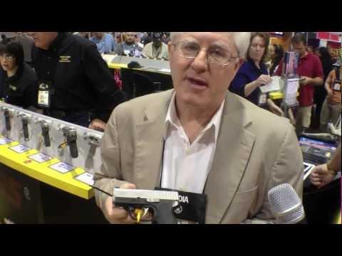 SHOT Video 2012: Mass-Legal Kahr PM9 9mm