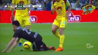 Actuación de Diego Lainez en América 0-0 Monterrey