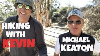 MICHAEL KEATON REVEALS  SECRET IDENTITY