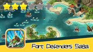 Fort Defenders Saga TD - 8Floor - Walkthrough Sailing Master Recommend index three stars