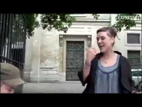 смотреть клип с молодой француженкой