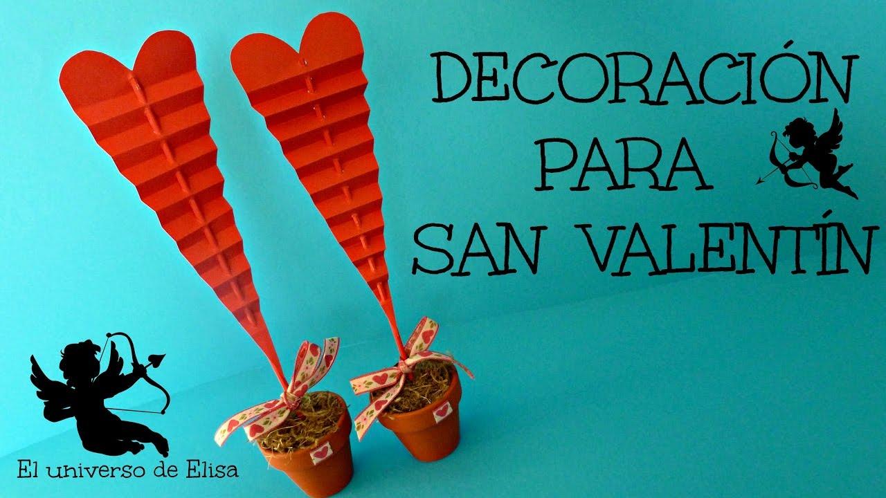 Decoración para San Valentín, Decora tu Mesa en San Valentín, Ideas ...