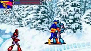 X-Men: Reign of Apocalypse - (GBA) - {Ciclope} - 1 Crédito/Até o Final