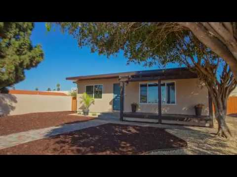 3 Bedroom house for sale in San Diego! (Imperial Beach)
