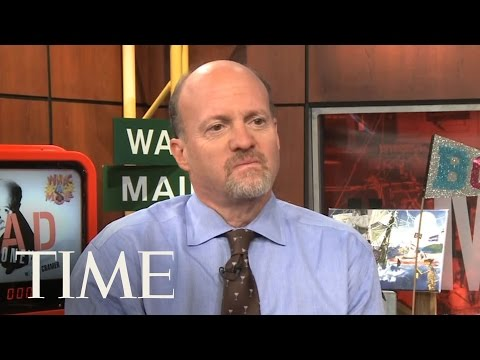 Mad Money: Jim Cramer Talks Jon Stewart Attack On The Daily Show, The Recession & More   TIME
