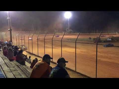 Stock 8/Renegade/Crate Harris Speedway 6/23/18
