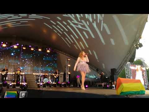 Kejsi Tola - Carry Me In Your Dreams (Europride Stockholm - Eurovision 2009 Albania)