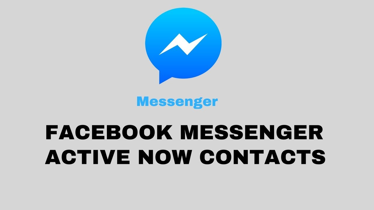 How to Hide/Unhide Facebook Messenger Active Now!!! | No  uninstalling/reinstalling needed!