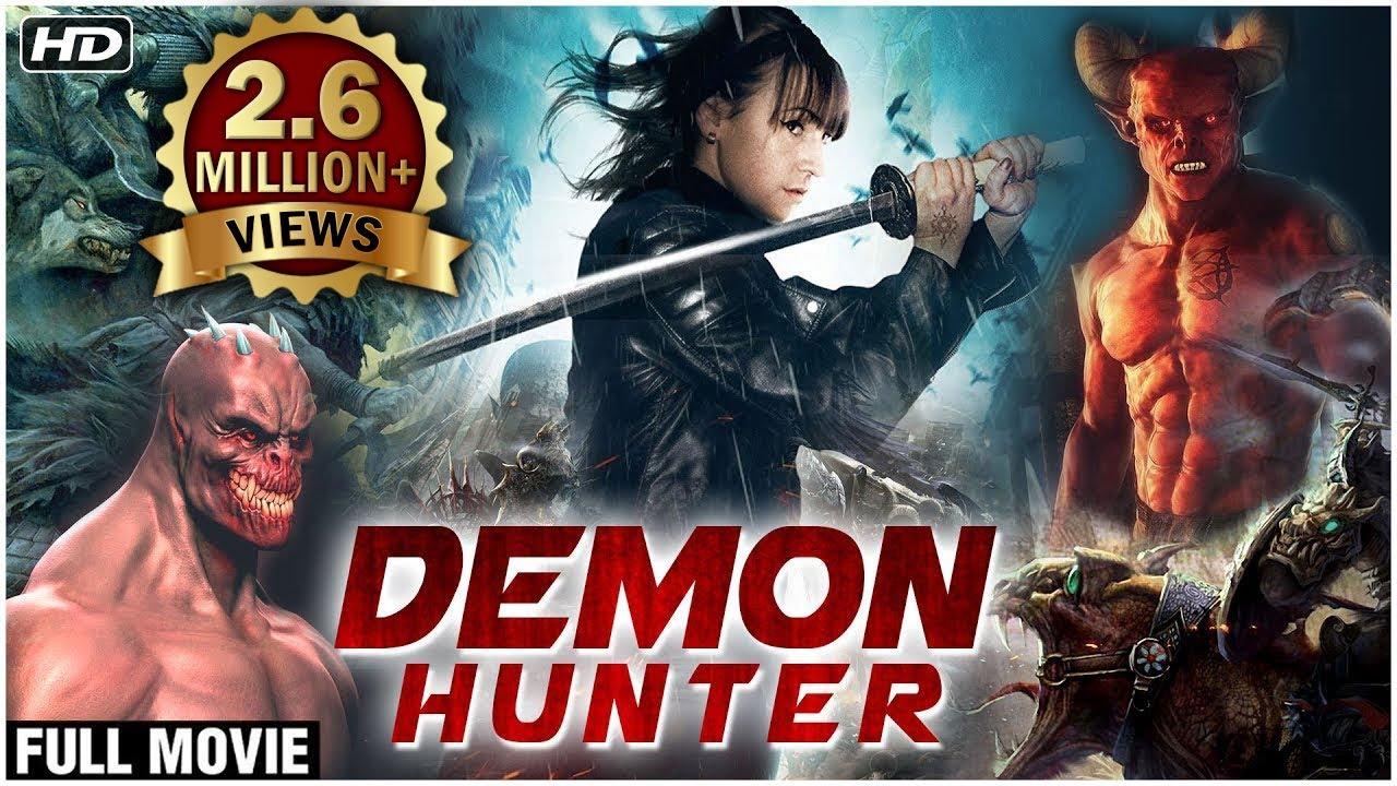 Demon Hunter (2019) Hindi Dubbed Dual Audio Movie