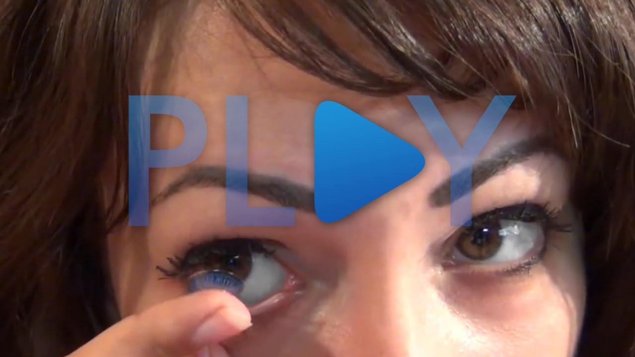 lentilele de contact îmbunătățesc vederea