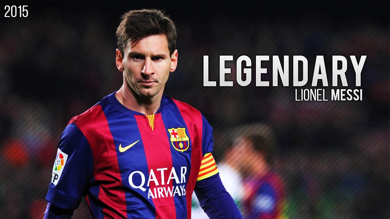 Lionel Messi Legendary Skills & Goals 2015 | HD - YouTube
