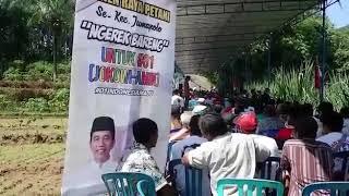 PANEN RAYA NGEREK BARENG UNTUK JOKOWI 01 KARANGANYARSATU SOLORAYABERSATU INDONESIASATU