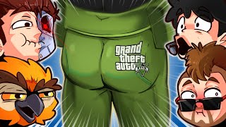 DON'T STARE AT BUTT CHALLENGE! 🚀 | GTA 5 Online
